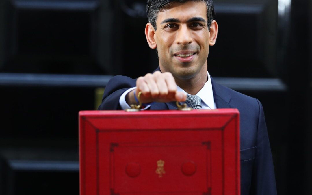 An Entrepreneur's Guide to the 2021 UK Budget